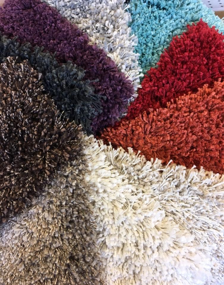 shaggy rugs design in dubai by officecarpets.ae