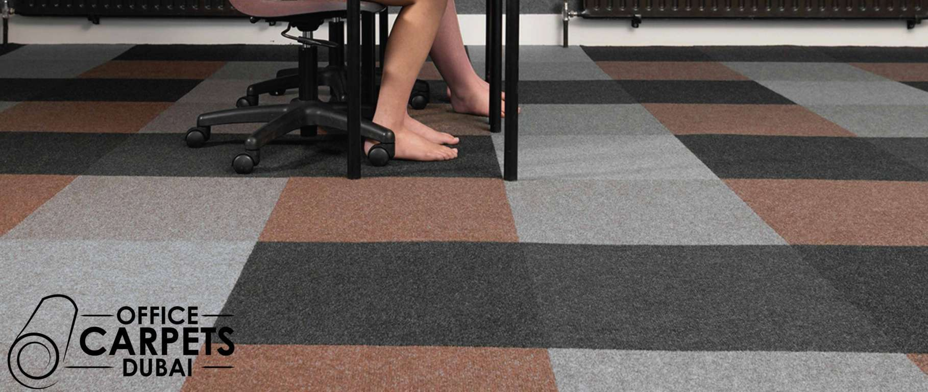 carpets tiles for office in dubai