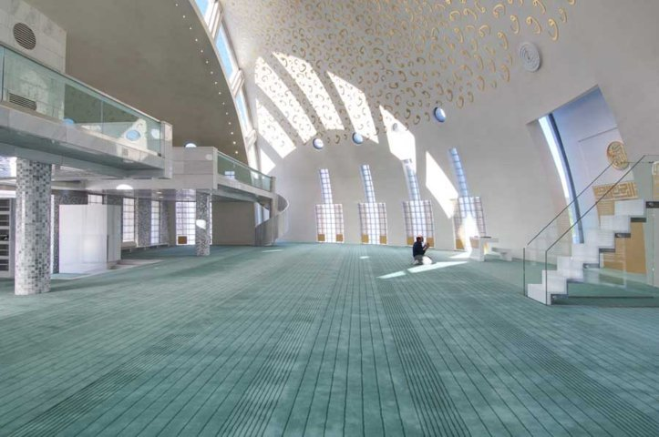 Mosque Carpets Mehrab In Dubai