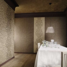 Domotex Wall Paper by officecarpets.ae