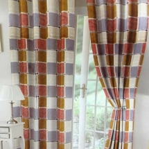cotton curtains design in dubai with bed sheet for your bedroom rewtw