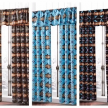 cotton curtains design in dubai with bed sheet for your bedroom ss