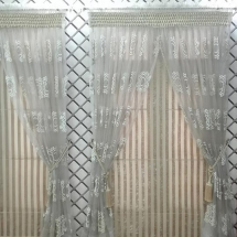 cotton curtains design in dubai with bed sheet for your bedroom we2