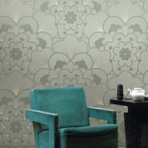 delaney wall paper by officecarpets.ae