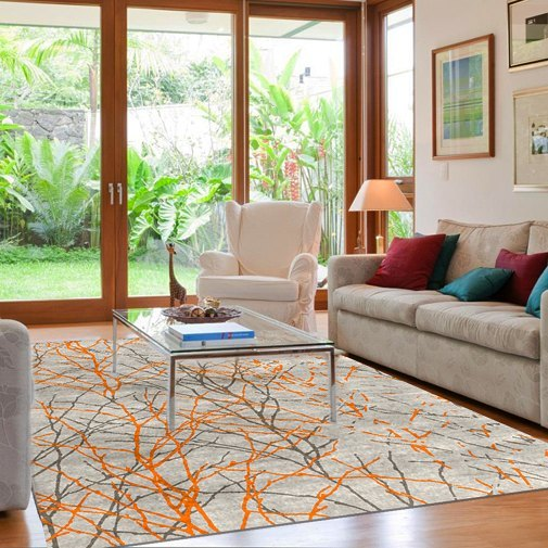 hand tufted rugs design by officecarpets.ae