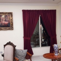 curtains for living rooms in dubai