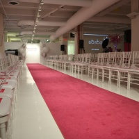 RED EVENTS CARPETS WELCOME CARPET FOR WEDDING IN DUBAI