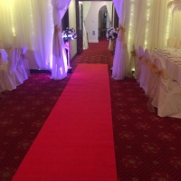 RED EVENTS CARPETS WELCOME CARPET IN DUBAI