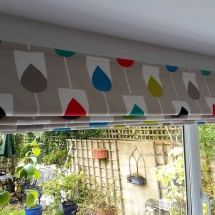 ROMAN BLINDS FOR WINDOW IN DUBAI