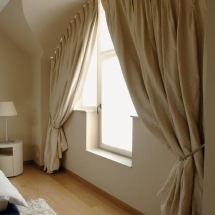 LINEN CURTAINS IN DUBAI for bedroom and living room