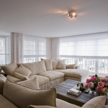 LINEN CURTAINS for living room IN DUBAI