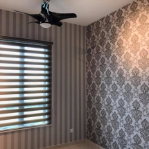 made to measure HORIZON BLINDS in dubai of room window