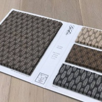 Glen Eden Wool Carpet or Custom Area Rug option