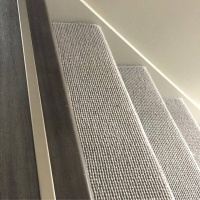 beautiful wool carpets for stairs